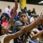 AC Flora High School Boys Varsity Basketball beat Lower Richland High School 60-58