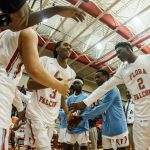 AC Flora High School Boys Varsity Basketball beat Emerald High School 65-44