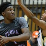 AC Flora High School Boys Varsity Basketball beat Berea High School 55-51