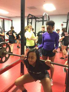 2016 Female SC Strength Meet