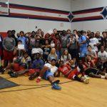 Boys Falcon Strength Team Dominates Region Meet
