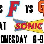 It's AC Flora vs Orangeburg-Wilkinson At Sonic Wednesday