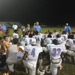 AC Flora High School Varsity Football beat Orangeburg-Wilkinson High School 44-28