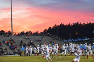Football: Varsity vs. Midland Valley – 10/14/16