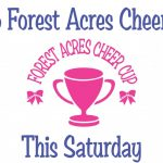 AC Flora Cheer To Host Forest Acres Cheer Cup Saturday