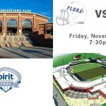 Varsity Football vs. Chapin Friday Night at Spirit Comm Park