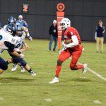 AC Flora High School Varsity Football falls to Chapin High School 24-17