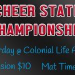 AAAA Cheer Championship Saturday