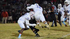 Football: Varsity vs. Hartsville – 11/25/16