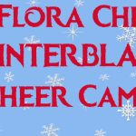 Winterblast Cheer Clinic – Saturday, February 4th