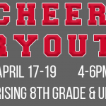 AC Flora Cheer Tryouts – Info Meeting Thursday