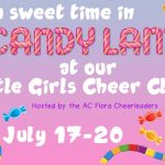 AC Flora Cheer Candy Land Summer Cheer Clinic
