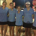 AC Flora High School Girls Varsity Golf finishes 1st place