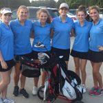 AC Flora High School Girls Varsity Golf falls to Chapin High School 180-203