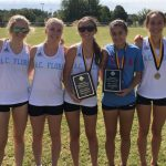 Cross Country Girls Find Huge Success At Domino's Invite