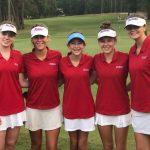 AC Flora High School Girls Varsity Golf finishes 2nd place