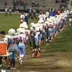 AC Flora High School Junior Varsity Football beat Midland Valley High School 34-12