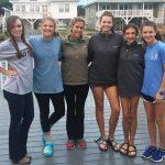 AC Flora High School Girls Varsity Golf finishes 6th place
