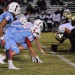 AC Flora High School Varsity Football falls to Lower Richland High School 40-14