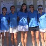AC Flora High School Girls Varsity Golf finishes 10th place
