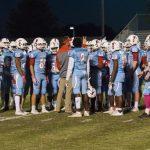 Varsity Football vs Lower Richland - 10/20/17