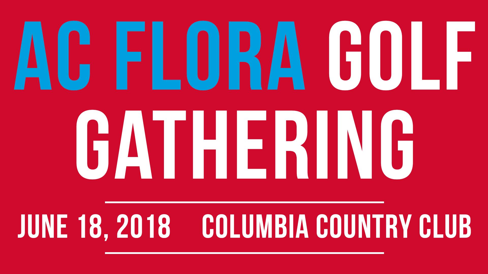 Second Annual Flora Golf Gathering