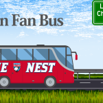 Hop On The Falcon Fan Bus to the Boys Lower State Game