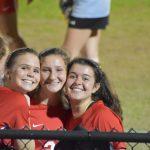 Varsity Girls Soccer vs Gilbert - 02/20/18