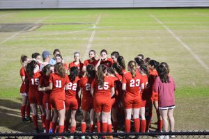 Varsity Girls Soccer vs Gilbert – 02/20/18