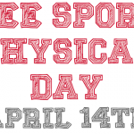 Free Sports Physical Day Is April 14th