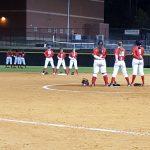 Girls Varsity Softball beats Richland Northeast 12 – 11