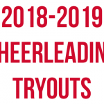 2018-19 Cheer Tryouts