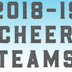 2018-19 Cheer Teams Announced