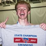 Edwards Named to USA Swimming Scholastic All-America Team