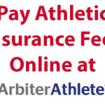 Pay Athletic Insurance Fees Online