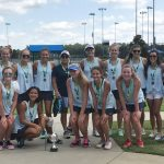 Girls Varsity Tennis Falls Short to St. David's