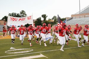 Football Photos: Varsity Football vs Columbia – 8/30/18