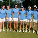 McInnis leads the Flora Girls Golf Team to Victory over Cardinal Newman