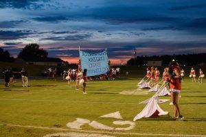 Varsity Football vs Crestwood – 9/28/18