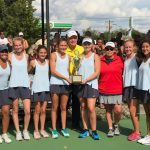Girls Varsity Tennis Wins Belton Hall of Fame Classic