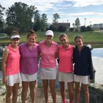 Girls Golf Finishes 11th in Newberry's Smith Invitational, Ready for Regionals
