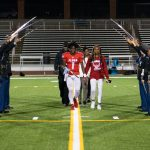 Senior Night - Football, JROTC, Cheer and Band - 11/01/18