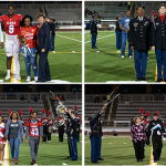 Photos: Senior Night – Football, JROTC, Cheer, and Band – 11/01/18