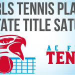 Girls Tennis Remains Undefeated, Plays for State on Saturday