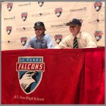 Edwards and Speedy Sign on to Play in College