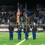 Varsity Football vs Wren - 11/16/18