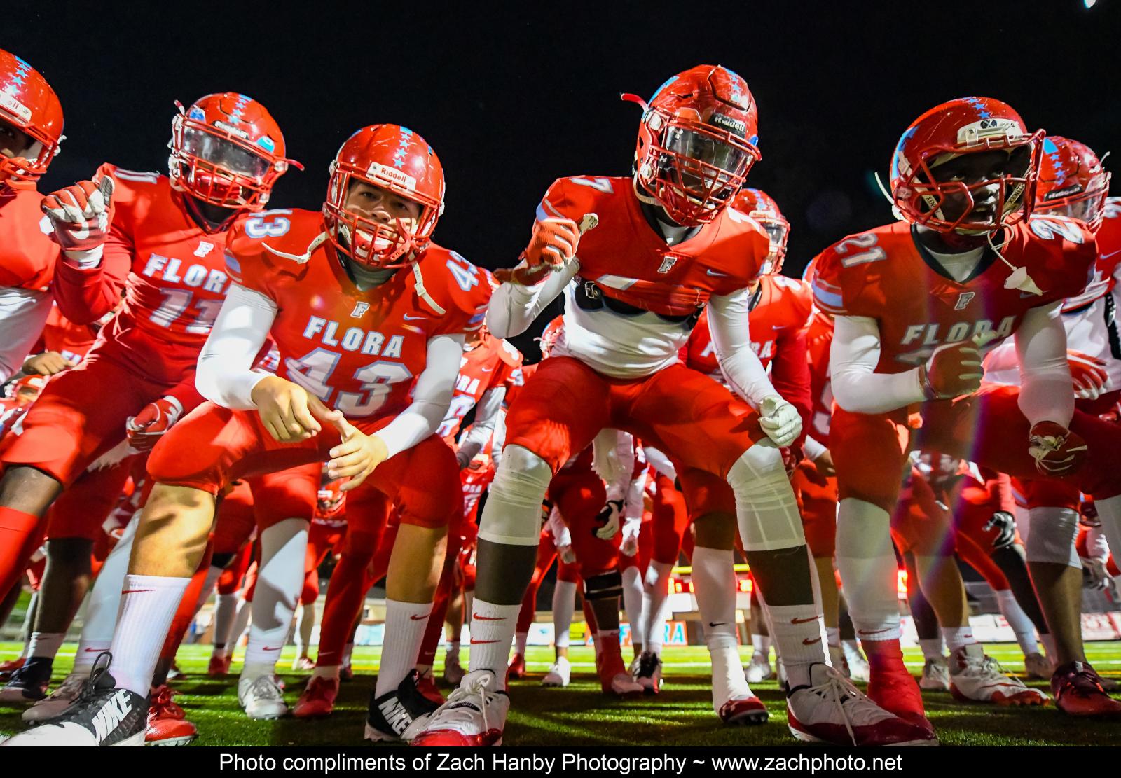 Football Photos: Varsity Football vs Wren – 11/16/18