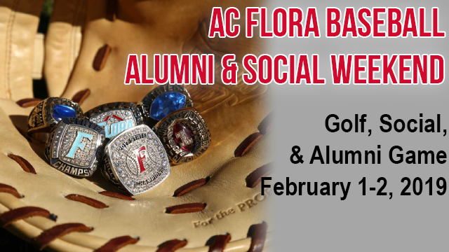 Baseball Alumni Weekend – Golf, Social, and Alumni Game