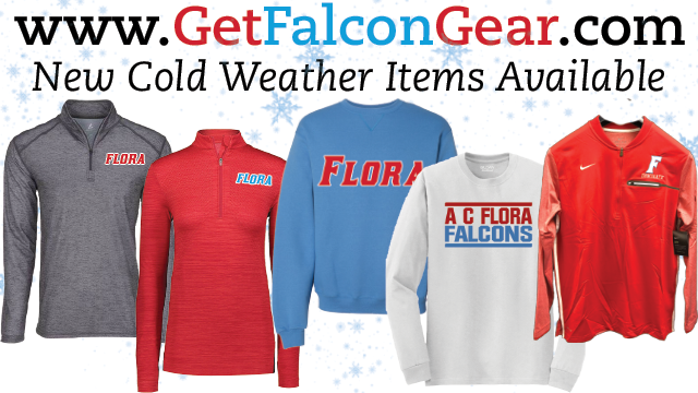 Falcon Gear Store: New Winter Items – Pick up by Friday