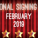February 2019 National Signing Day